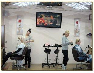 салон краси перукарня