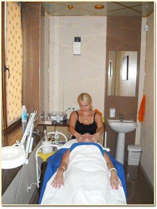 салон краси масаж