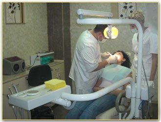 лечение зубов недорого